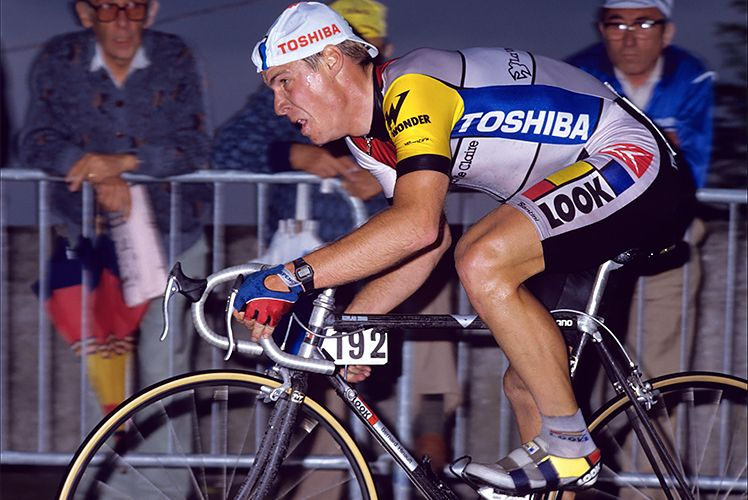 Greg LeMond - Look KG 86